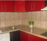 Фотография в Мебель и интерьер Кухонная мебель Продам в связи с переездом кухню угловую,сделанную в Красноярске 75000