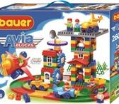 Изображение в Для детей Детские игрушки Конструктор Bauer серии Avia 260 элементов в Москве 1500
