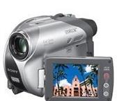 Foto в Электроника и техника Видеокамеры Продается видеокамера SONY DCR-DVD105E,  в Одинцово 10000