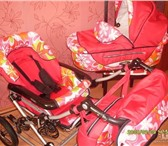 Foto в Для детей Детские коляски Коляска ROAN CORTINA(Роан Кортина)  Люлька в Подольске 4000