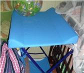 Изображение в Для детей Детская мебель Продам пеленальный  столик.Складной.Вниз в Подольске 1500