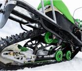 Изображение в Авторынок Снегоход Irbis Dingo T150 - понятен в использовании в Казани 84950