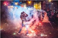 театр огня Мидгард фаершоу  (fireshow)